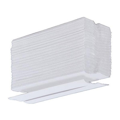 5 Star Facilities Hand Towel C-Fold One-Ply White [2400 Sheets]
