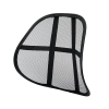 5 Star Office Mesh Back Rest Black