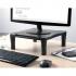 5 Star Office Desktop Smart Stand Adjustable Height Non-skid Platform 354x340x36 mm