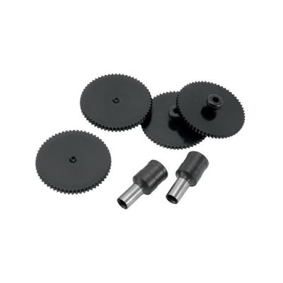 5 Star Office Replacement Cutter and Discs for Heavy-duty Hole Punch [Pack 10]