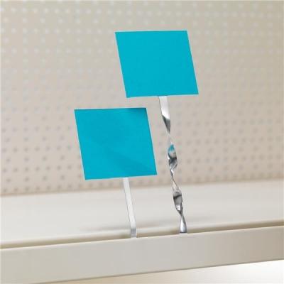 5 Star Twist-Pop Retail Pack Adhesive Point Of Sale Aluminium [Pack 20]