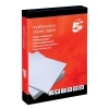 5 Star Office 80gsm A5 Paper Ref 937999 [500 Sheets]