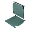 5 Star Office Lateral File Manilla 25mm 270gsm A4 Green [Pack 25]