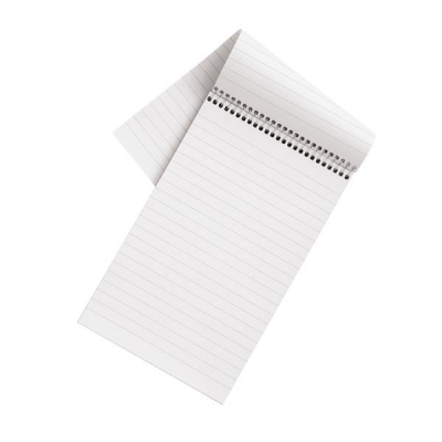 5 Star Eco Shorthand Notebook 80 Sheets [Pack 10]