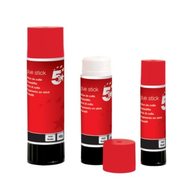 5 Star Glue Stick Small 10g [Pack 30]
