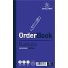 Challenge Duplicate Book Carbonless Order 100 Sets 210x130mm Ref 100080400 [Pack 5]