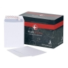 Plus Fabric Envelopes Pocket Peel and Seal 110gsm C5 White [Pack 500]