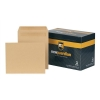 New Guardian Envelopes Heavyweight Pocket Press Seal Manilla 270x216mm [Pack 250]