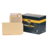 New Guardian Envelopes Heavyweight Board Backed Peel and Seal Manilla 241x178mm [Pack 125]