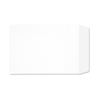 5 Star Envelopes Pocket Press Seal 90gsm White C4 [Pack 250]