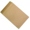 5 Star Envelopes Mediumweight Pocket Press Seal 90gsm Manilla C4 [Pack 250]