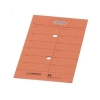 New Guardian Intertac Internal Mail Envelopes Pocket Resealable Manilla Orange C5 [Pack 500]