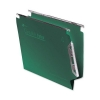 Rexel Crystalfile Classic Lateral File Manilla 330mm V-base Green Ref 70670 [Pack 50]