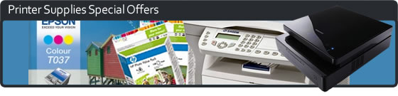Print Supplies Special Offers
