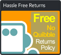 Hassle Free Returns Feature